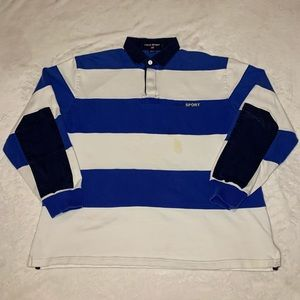 Polo Sport Rugby Longsleeve Shirt P3 Colorblock L
